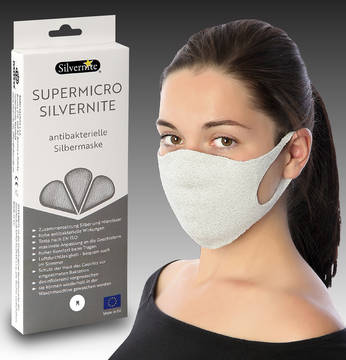 Mask Silvernite® Supermicro Damen